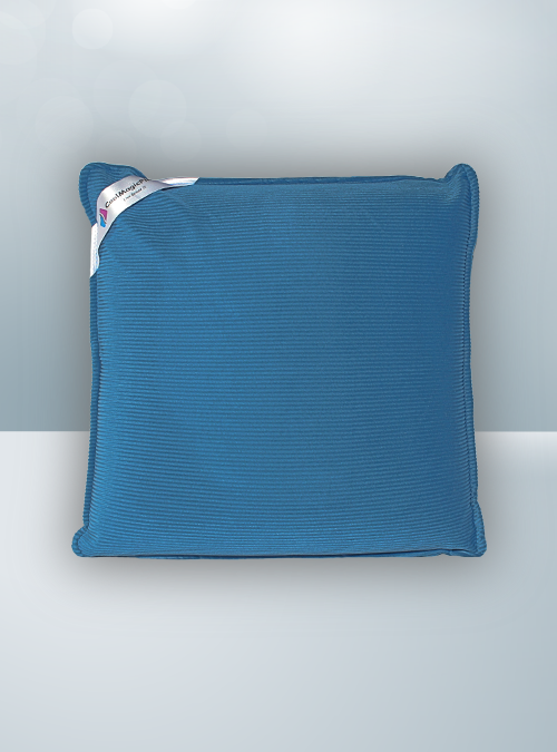 Solid Blue Cool Magic Pillow