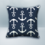 Anchor Designed Cool Magic Pillow