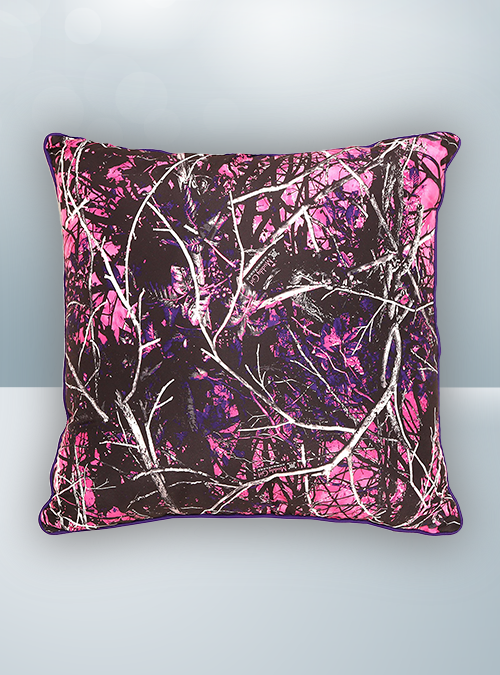 Como Pink Design on Cool Magic Pillow