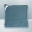 Solid Gray Blue Cool Magic Pillow