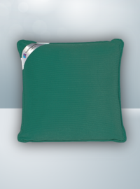 Solid Green Massage Pillow image